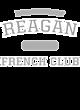 Reagan Holloway Ladies Advocate Vintage Heather Pullover