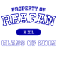 Reagan Long Sleeve Competitor T-shirt