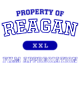Reagan Colorblock Competitor T-Shirt