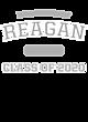 Reagan Fan Favorite Heavyweight Hooded Unisex Sweatshirt