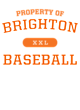 Brighton Holloway Prospect Unisex Hooded Sweatshirt