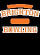 Brighton Youth Heavyweight Contrast Hooded Sweatshirt