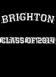 Brighton Womens Long Sleeve V-Neck Competitor T-Shirt