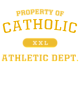 Catholic Nike Legend Tee