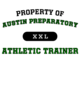 Austin Preparatory Tri-Blend Performance Wicking T-Shirt