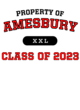 Amesbury Classic Fit Heavy Weight T-shirt