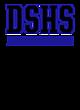 Dover-Sherborn Fan Favorite Heavyweight Hooded Unisex Sweatshirt