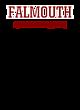 Falmouth Fan Favorite Heavyweight Hooded Unisex Sweatshirt