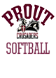 Prout Sport-Tek Long Sleeve Youth Posi-UV Pro Tee