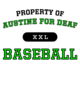 Austine For Deaf Nike Core Cotton T-Shirt