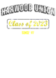 Harwood Union Youth Baseball T-Shirt