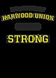 Harwood Union Womens Long Sleeve V-Neck Competitor T-Shirt