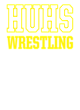 Harwood Union Embroidered Holloway Conquest Stadium Jacket