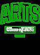 Arts Fan Favorite Heavyweight Hooded Unisex Sweatshirt