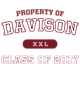 Davison Classic Crewneck Unisex Sweatshirt