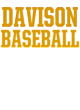 Davison Sport-Wick Heather Fleece Hooded Pullover
