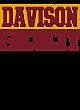 Davison Champion Reverse Weave Hooded Sweatshirt