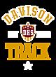Davison Ladies Kinergy 2 Color Long Sleeve Raglan T-Shirt