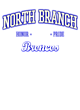 North Branch Long Sleeve Competitor T-shirt