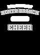 North Branch Stoked Tonal Heather Hooded Sweatshirt