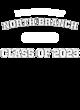 North Branch Tech Fleece Hooded Unisex Sweatshirt