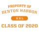 Benton Harbor Fan Favorite Heavyweight Hooded Unisex Sweatshirt