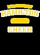 Hamilton Womens Vintage Heather Applaud T-Shirt