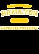 Hamilton New Era Ladies French Terry Hooded Sweatshirt