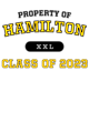 Hamilton Womens Long Sleeve V-Neck Competitor T-Shirt