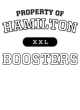 Hamilton Vintage Heather Long Sleeve Competitor T-shirt