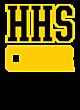 Hamilton Embroidered Sport-Tek Colorblock Cap