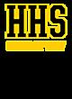Hamilton Vintage Heather Long Sleeve Competitor T-shirt
