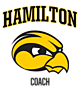 Hamilton New Era Sueded Cotton Baseball T-Shirt