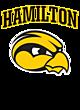 Hamilton Womens V-Neck Competitor T-shirt