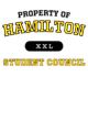 Hamilton Nike Ladies Core Cotton Scoop Neck T-Shirt