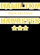 Hamilton Womens Holloway Electrify V-Neck Long Sleeve