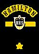 Hamilton Ladies Fan Favorite Blend V-Neck Tee
