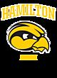 Hamilton New Era Ladies Tri-Blend Performance Baseball Tee