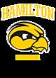 Hamilton Vintage Heather Hooded Unisex Sweatshirt