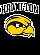 Hamilton Womens Holloway Heather Electrify V-Neck Shirt
