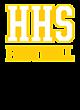 Hamilton Embroidered Nike Ladies Therma-FIT Fleece Hoodie