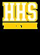 Hamilton Embroidered Sport-Tek 9 inch Mesh Pocket Short