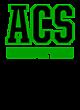 Atlantic Christian Augusta Girls Action Color Block Skort
