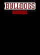 Bridgeton Youth Heavyweight Sleeve Stripe Hooded Sweatshirt