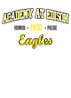 Academy At Edison Digi Camo Long Sleeve Performance T-Shirt