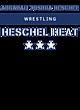 Abraham Joshua Heschel Heathered Short Sleeve Performance T-shirt