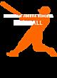 Abraham Joshua Heschel New Era Ladies Tri-Blend Performance Baseball Tee