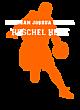 Abraham Joshua Heschel Womens Vintage Heather Applaud T-Shirt