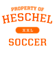 Heschel Youth Long Sleeve Competitor T-shirt
