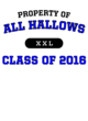 All Hallows Long Sleeve Ultimate Performance T-shirt
